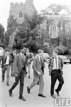 milton academy 1960
