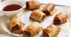 Taste member 'katebatty' shares her very popular recipe for homemade sausage rolls.