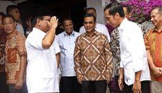 Edan!! Jokowi Tantang Prabowo Dalam Pilpres 2019