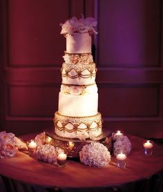 Fab wedding cake lit up with brilliant lighting! Spring Break Vacations, Rent Me, Event Lighting, Elegant Cakes, Fancy Cakes, Holidays And Events, Event Decor, Pillar Candles, Light Up