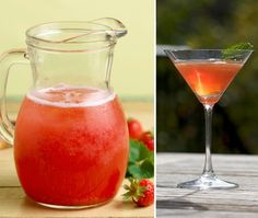 60+ Patio Drink Recipes