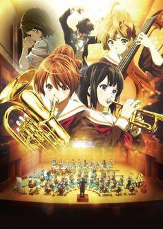 Sound! Euphonium - neues Artwork des Anime Film veröffentlicht - http://sumikai.com/mangaanime/sound-euphonium-neues-artwork-des-anime-film-veroeffentlicht-120290/