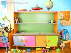 cool 25 Excellent Kids Playroom Ideas