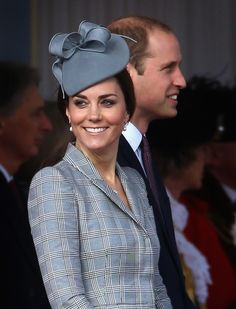 Duchess of Cambridge, October 21, 2014 in Jane Taylor | Royal Hats