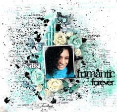 "Page ""Romantic forever"" +video Tournoi Lime Citron"