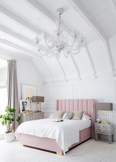 Home Decor Bedroom .Home Decor Bedroom Beautiful Bedroom Designs, Beautiful Bedrooms, Luxury Bedroom Furniture, Home Decor Bedroom, Bedroom Ideas, Pink Bedding, Suites, Master Bedroom Design, Luxurious Bedrooms