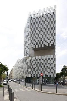 FRAC PACA Marseille / Kengo Kuma and Associates | Architecture