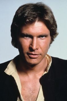 Harrison Ford in his younger days