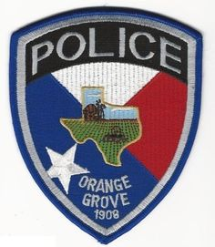 Orange Grove PD TX 1