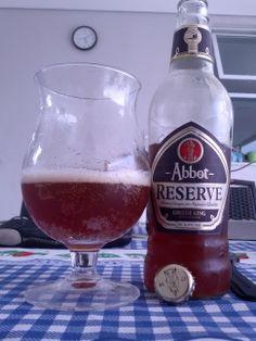 Abbot Reserve - Old Ale - 6.5% ABV Parece um Whisky. Cerveja elegante, refrescante e muito gostosa.