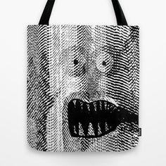 Copy Monster Tote Bag by giuditta matteucci - $22.00