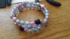 Wrap bracelet £5