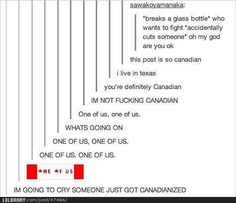 Canadianized