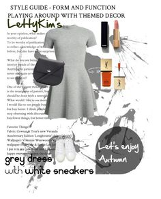 """""""Autumn - 1"""" by letty-kims on Polyvore featuring Superdry, Yves Saint Laurent, Bling Jewelry, Kate Spade and Chanel"""