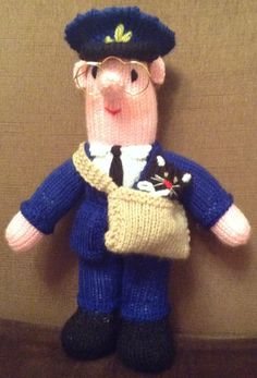 Wendy 2261 postman pat jess vintage toy knitting pattern wendy 2261 postman pat jess vintage toy knitting pattern patterns pinterest postman pat knitting patterns and patterns dt1010fo