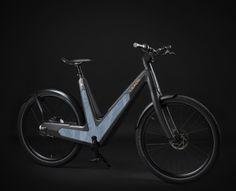 Fibra de carbono, tecnología solar y una autonomía de hasta 16 kilómetros sin necesidad de pedalear. Estas son algunas de las características de la nueva LEAOS, una eléctrica solar muy atractiva.