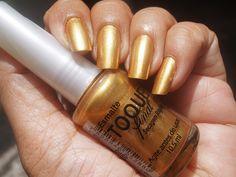 Ouro Metálico - Novo Toque