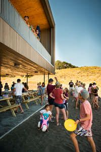 The Surf Club at Muriwai on Architizer