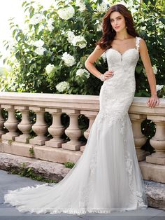 Enchanting - 117194W - All Dressed Up, Bridal Gown