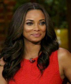 MYSTYLE hair and makeup! Rochelle Aytes