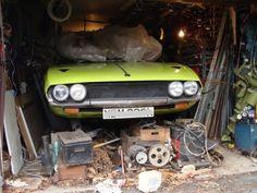 1972 Lamborghini Espada British Barn Find
