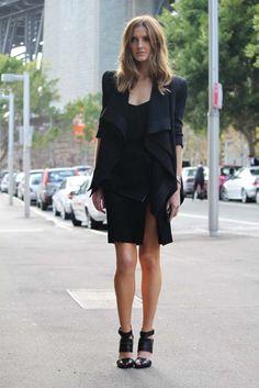 Australian Fashion Week....... Street Style