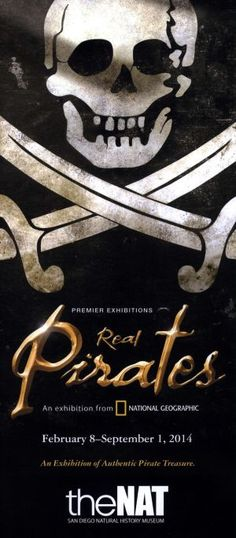 Real Pirates: The untold story of the Whydah #Pirates #SanDiego #California #Travel #NatGeo