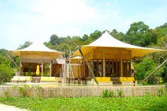 Villa at Soneva Kiri Resort, Koh Kood, Thailand