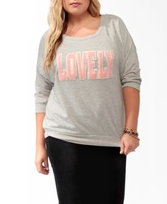 Lovely Patch Pullover - Forever 21+