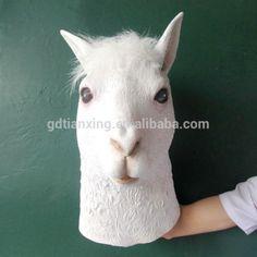 Hotsale animal head mask/New design full head mask factory