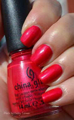 China Glaze Snap My Dragon