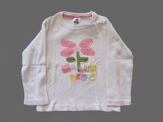 Ref. 900586- Camiseta ML - Zara- niña - Talla 18 meses - 3€ - info@miihi.com - Tel. 651121480