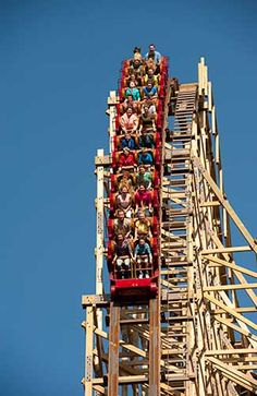 Outlaw Run, Silver Dollar City, Branson, Missouri