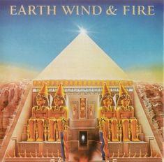 """Funk & Soul Album Spotlight Earth, Wind & Fire -  """"All 'N All"""" (1977)"""