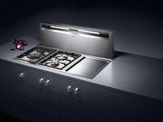 Counter top pull-out cooker hood AL 400 - Gaggenau
