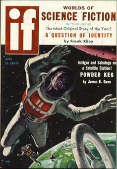 If: Worlds of Science Fiction 41