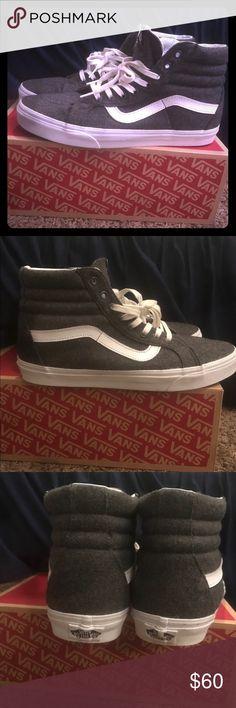 newest b0afa aa3af Vans Sk8 Hi Pre owned Great condition Sz 10 Vans Shoes Athletic Shoes Sk8  Hi,