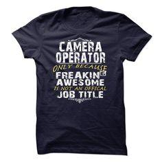 (Tshirt Sale) Camera Operators [Tshirt Facebook] T Shirts, Hoodies. Get it now…