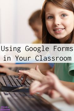 Using Google Forms i