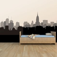 New York, New York wall decor in grayscale - €180,00