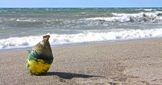 beached buoy on Playazo Beach Fishing Villages, Fishing Boats, Past, Beach, Animals, Past Tense, Animales, The Beach, Animaux