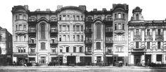 Moscow, Arbat. 1925-34.