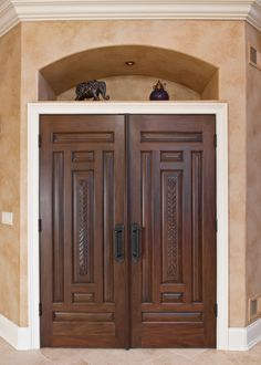 Double Entry Wood Doors double wooden doors | main entrance wooden double door collections