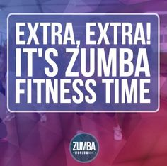 Extra Special 2 Classes this Wed...!!! Zumba w JillyB!!!