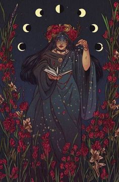Welcome to Wicca Now lovelies! Join us on our journey as we explore the wonderful world of Wicca. Learn about spell casting, Wiccan rituals and magic. Art And Illustration, Illustrations, Witch Aesthetic, Aesthetic Art, Fantasy Kunst, Fantasy Art, Character Art, Character Design, Animation Character