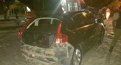 NONATO NOTÍCIAS: Motorista atropela 4 pessoas em bairro na cidade d...