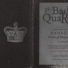 The Virginia Arts of the Book Center – The Bad Quarto – (purchase award) - $500