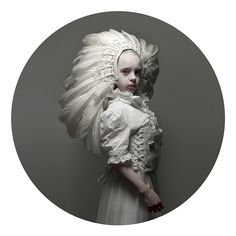 Childhood Lost by Justyna N, via Behance