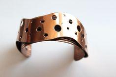 Renoir Swiss Cheese Bracelet SOLD