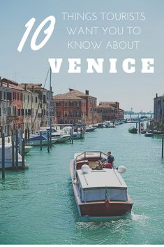 If you're planning a trip to Venice in the future, be sure to read this: These are the things locals wish that visitors knew about Venice. European Vacation, Italy Vacation, European Travel, Italy Trip, Vacation Food, Italy Honeymoon, Oh The Places You'll Go, Places To Travel, Travel Destinations